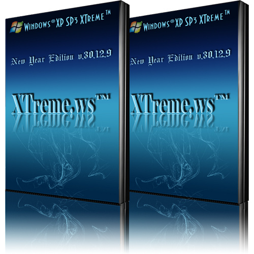 Windows® XP Sp3 XTreme™ New Year Edition v30.12.9