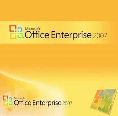 Office Enterprise 2007 скачать